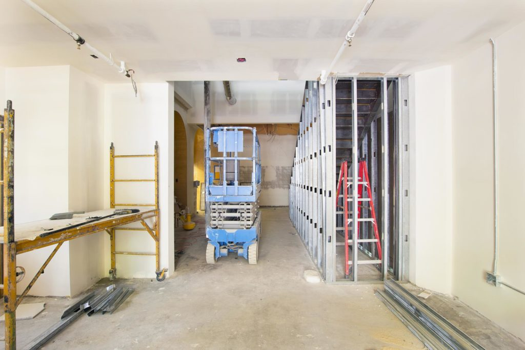 Chicago Dry Wall Contractor - Dry Wall Contractor