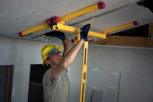 This is a picture of Popcorn Ceiling Removal in Chicago.